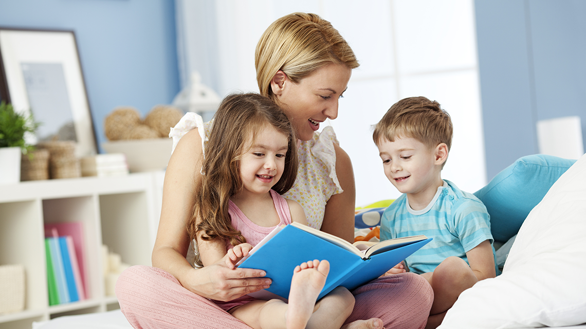 Get the most out of reading with your child