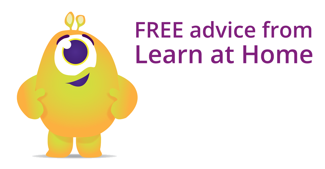 Free advice from Learn at Home