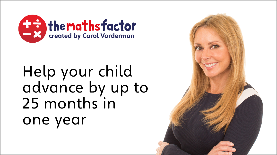 Help your child advance by up to 25 months in one year