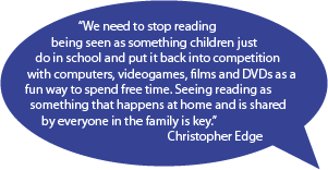 Quote from Christopher Edge