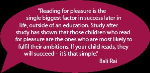 Quote from Bali Rai
