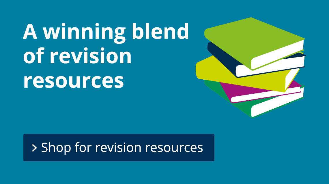 Looking for study resources to help boost your learning? Shop for study resources. Link to Learner and Parent Shop
