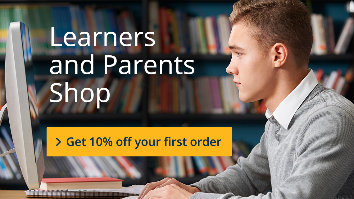 Learners and Parents Shop. Get 10% off your first order. Link to the Learners and Parents Shop.