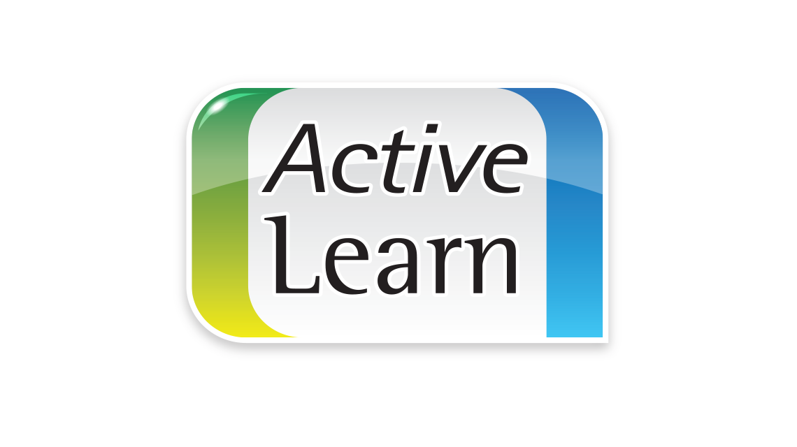 ActiveLearn logo. Link to ActiveCourse