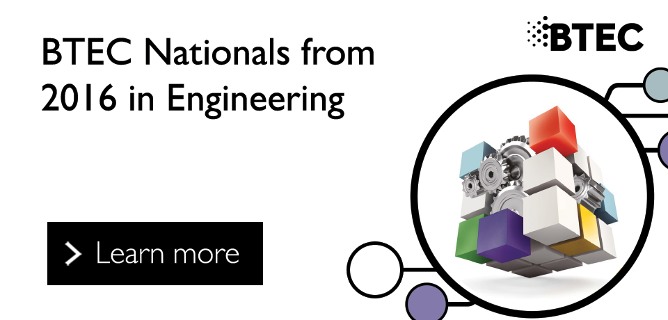 Link to our new BTEC Nationals from 2016 in Engineering