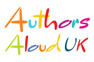 Authors Aloud UK logo