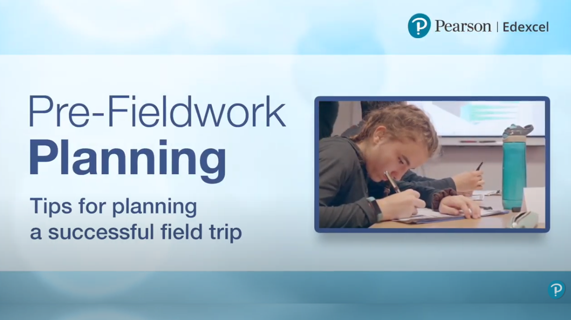 Pre-Fieldwork Planning: tips for planning a successful field trip