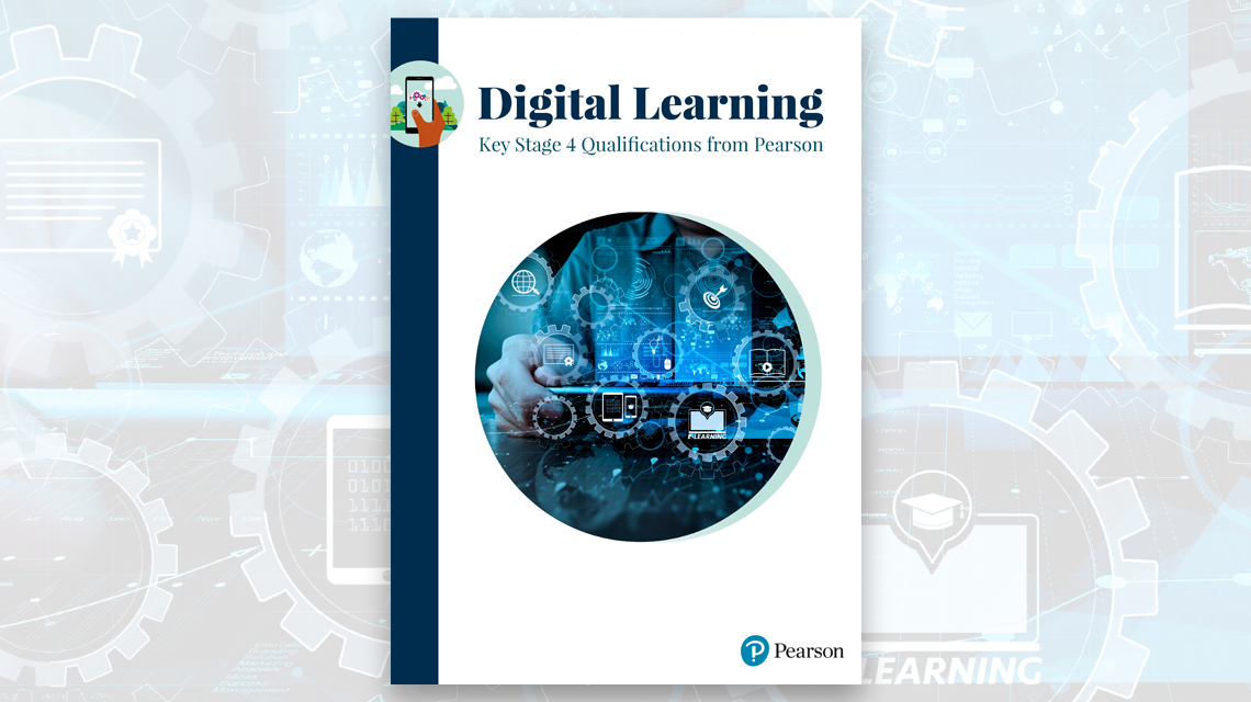 Digital Learning: KS4 Qualifications from Pearson