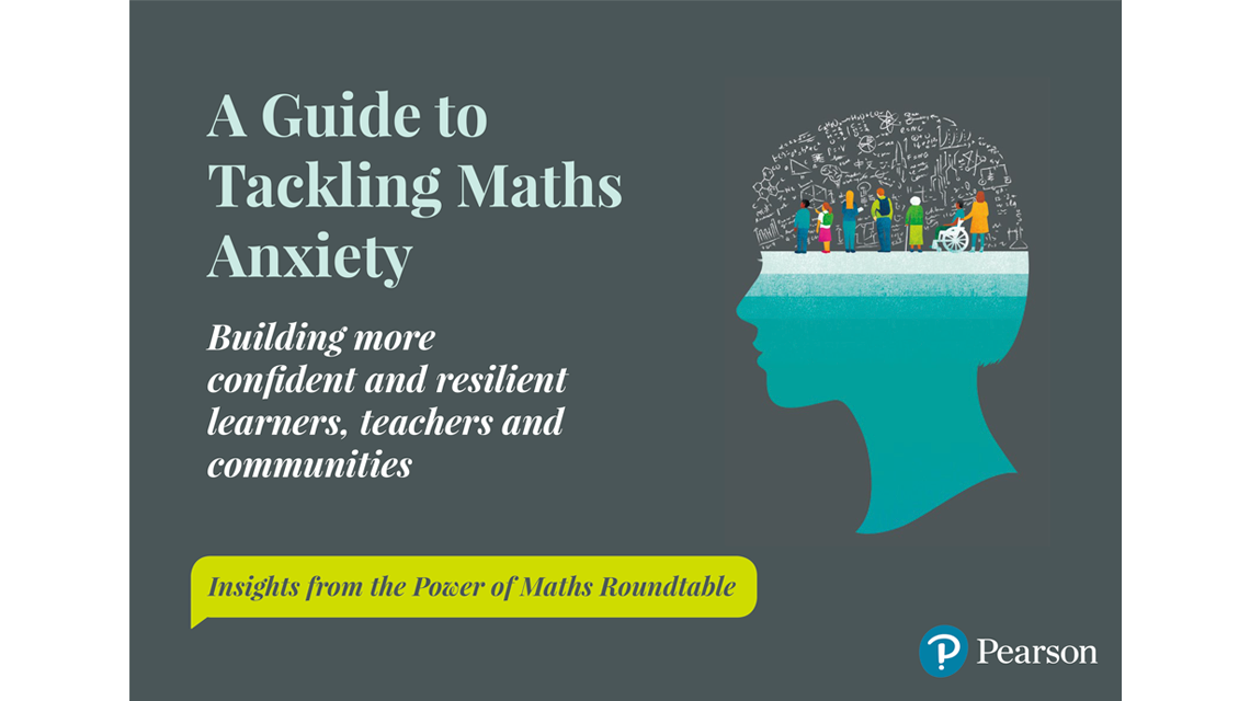 Power of Maths Guide to Tackling Maths Anxiety