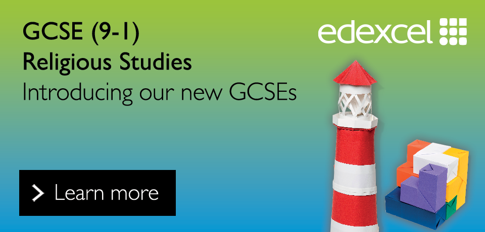 Link to our new GCSEs in Religious Studies