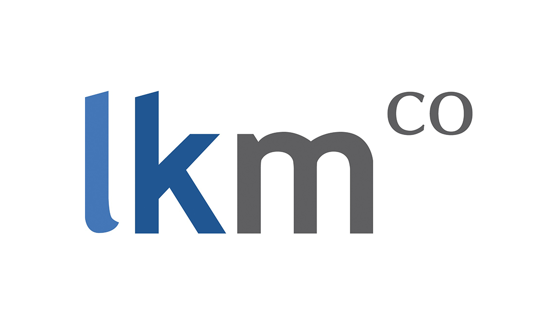 LKMco logo and link to LKMco website