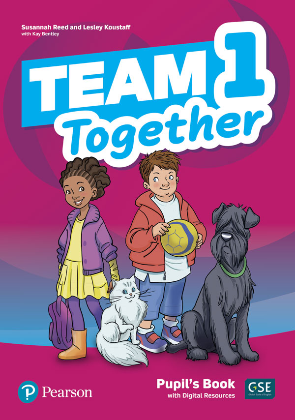 Team Together cover image