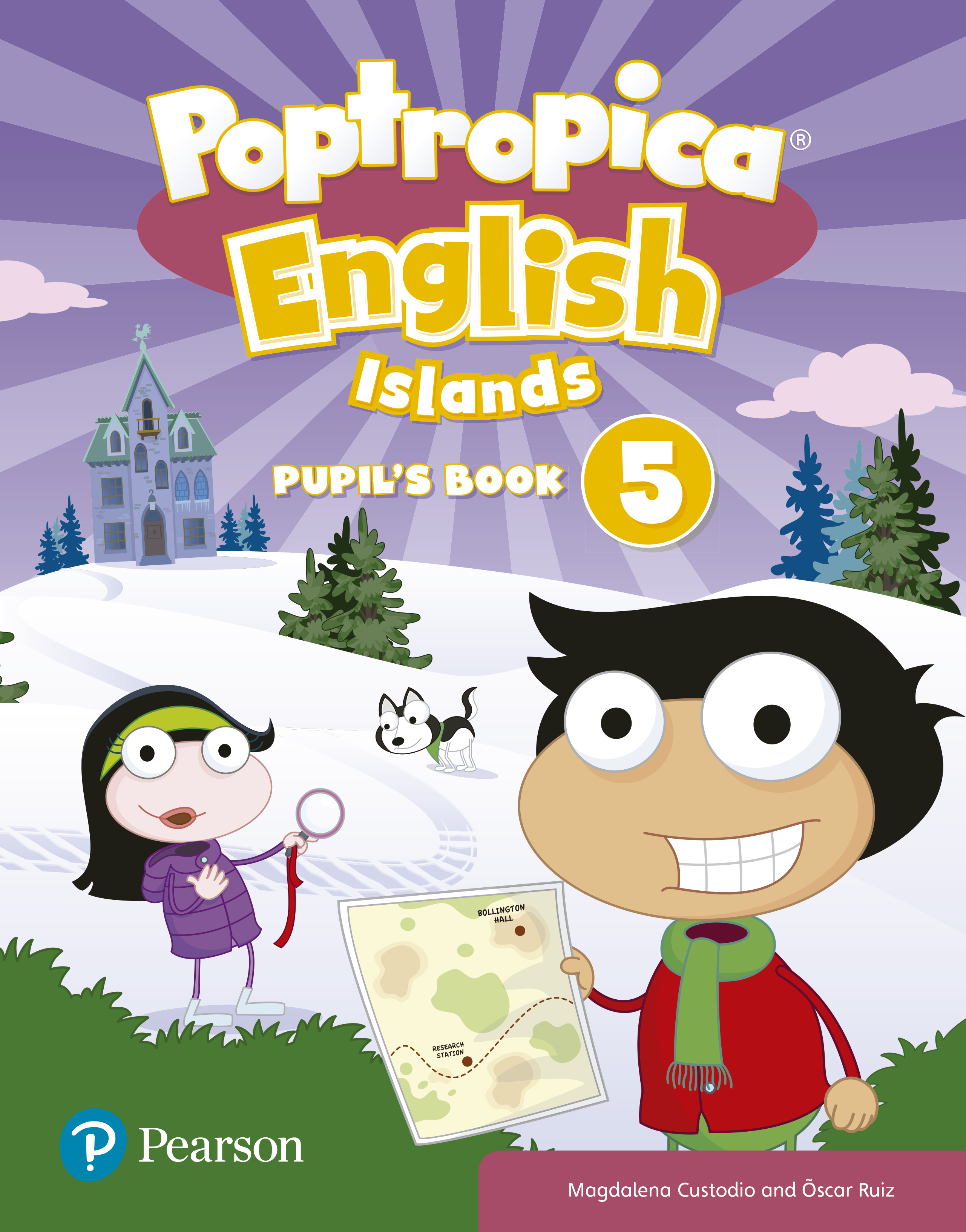 Poptropica English Islands cover image