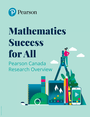 Cover - Math Success for All