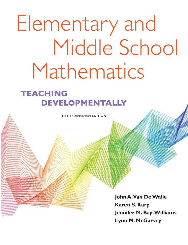 Book Cover - Elementary and Middle School Mathematics