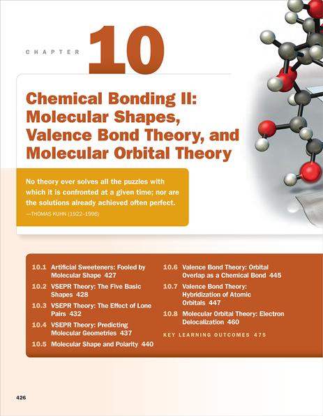 Tro Chemistry A Molecular Approach 4th Edition Pearson