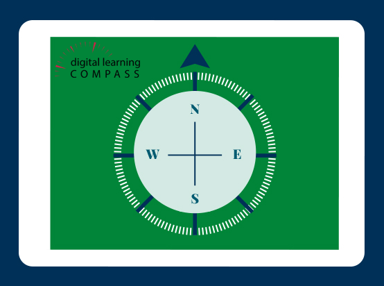 Babson Survey Group Compass Ipad Graphic