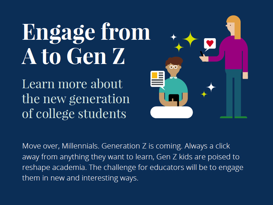 Gen Z The New Generation Of College Students
