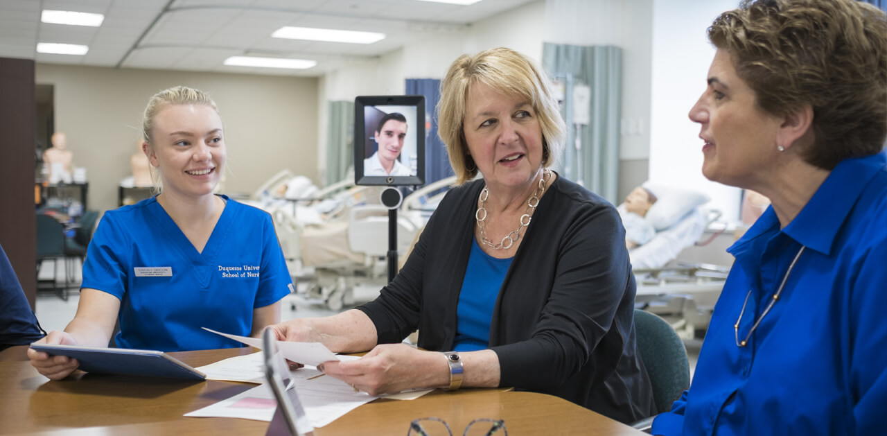 Learn how Duquesne University's School of Nursing works with Pearson
