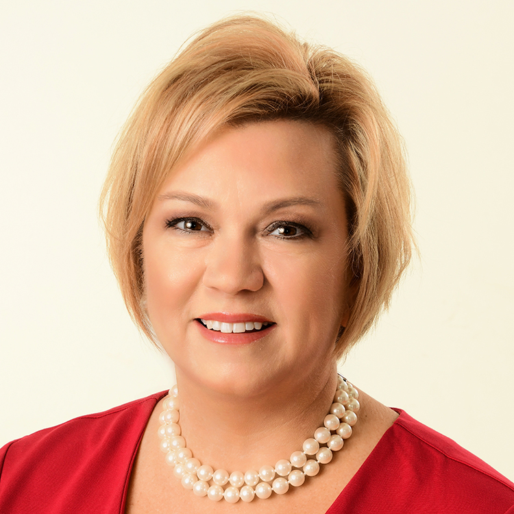 Anne Parmley, Senior Vice President, Client Development and Partnerships