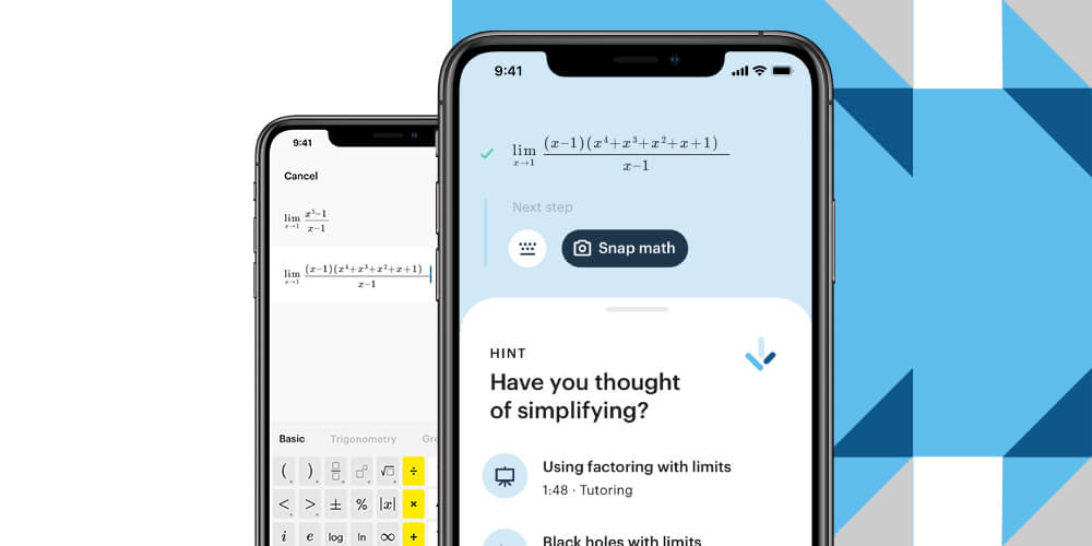 Try the Aida™ Calculus app for free.