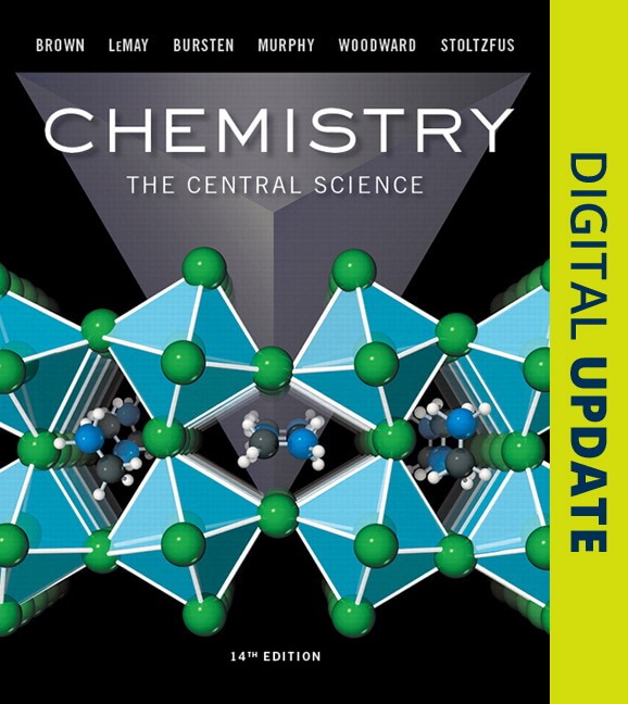 Chemistry: The Central Science, 14th Edition