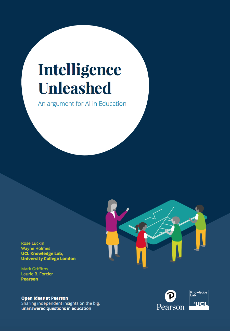 Intelligence Unleashed cover