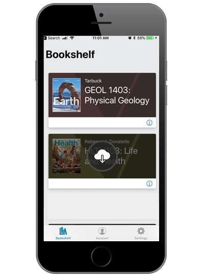 Pearson eText Mobile App