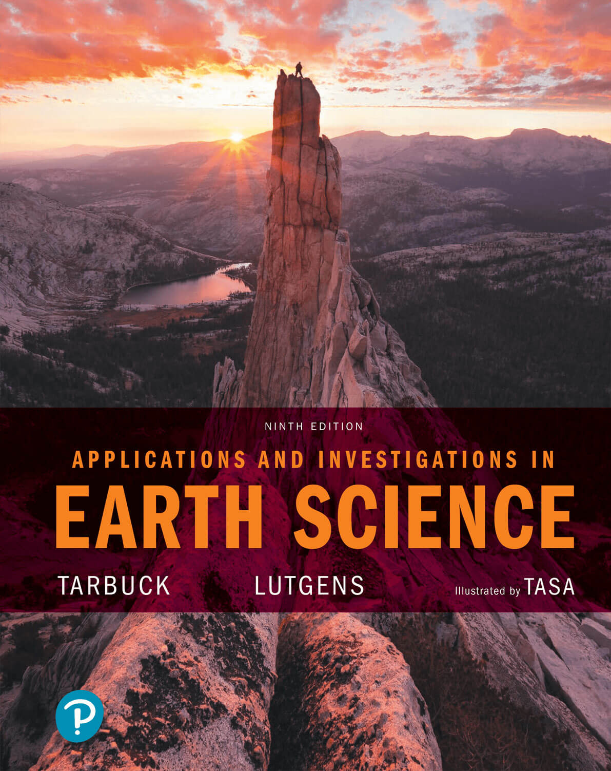 Applications and Investigations in Earth Science Plus Mastering Geology,  9th Edition