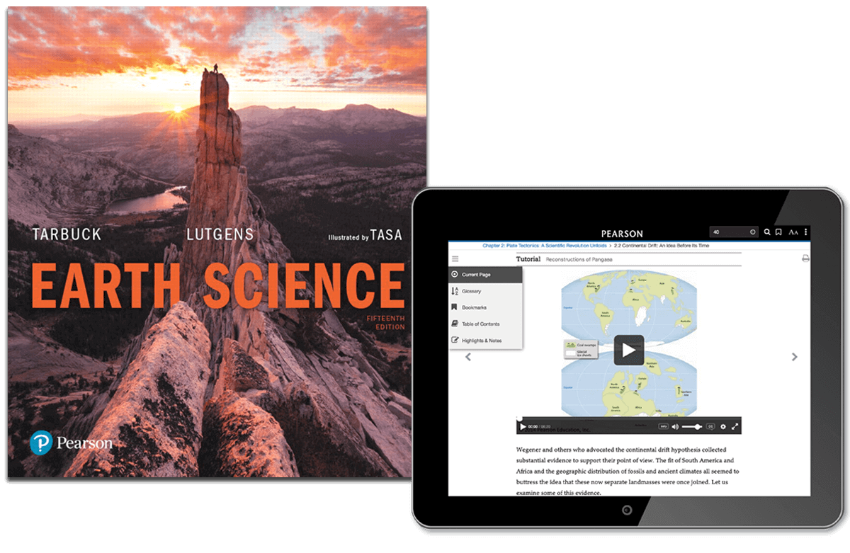 Use dynamic media to bring Earth Science to life