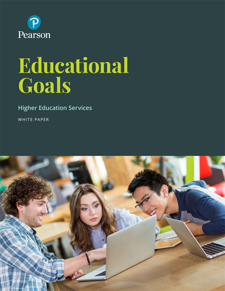 my two goals for education What are the goals of multicultural education kent koppelman although the debate about how to respond to racial and ethnic diversity in american public schools has.