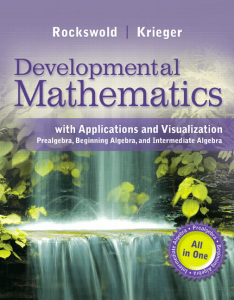 developmental-mathematics-rockswold-cover
